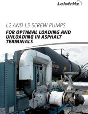 L2 and L5 Asphalt Pumps
