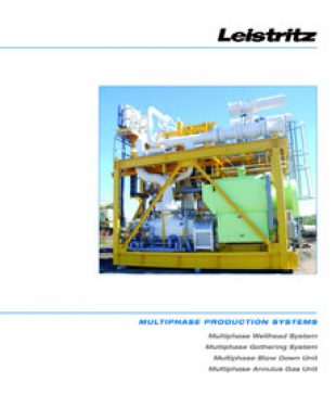 Leistritz Multiphase Production Systems