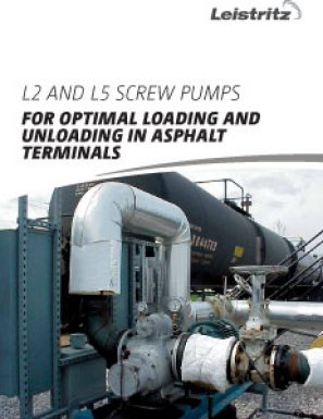 L2 and L5 Asphalt Pumps