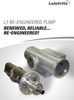 L3 Re-Engineered Pumps