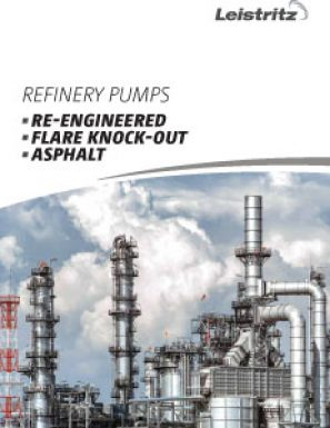 Refinery Pumps