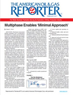 Multiphase Enables Minimal Approach (Reprint)